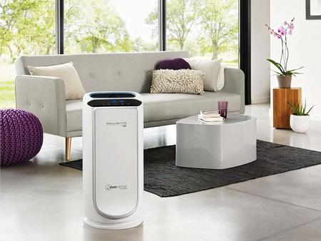 Con el adelanto del Black Friday de Amazon podemos hacernos con este purificador de aire Rowenta por 195 euros