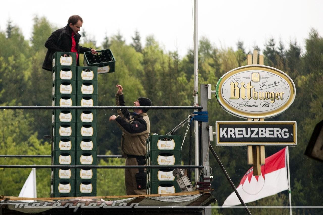Foto de La increíble experiencia de las 24 Horas de Nürburgring (104/114)