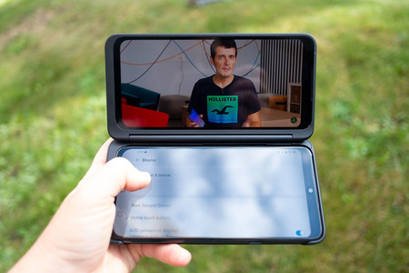 Lg G8x Thinq Dual Screen Uso