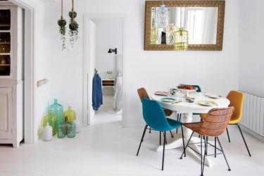 La semana decorativa: ¡sillas! Clásicas, modernas, de diseño, recicladas... ¿Cuál es tu estilo?