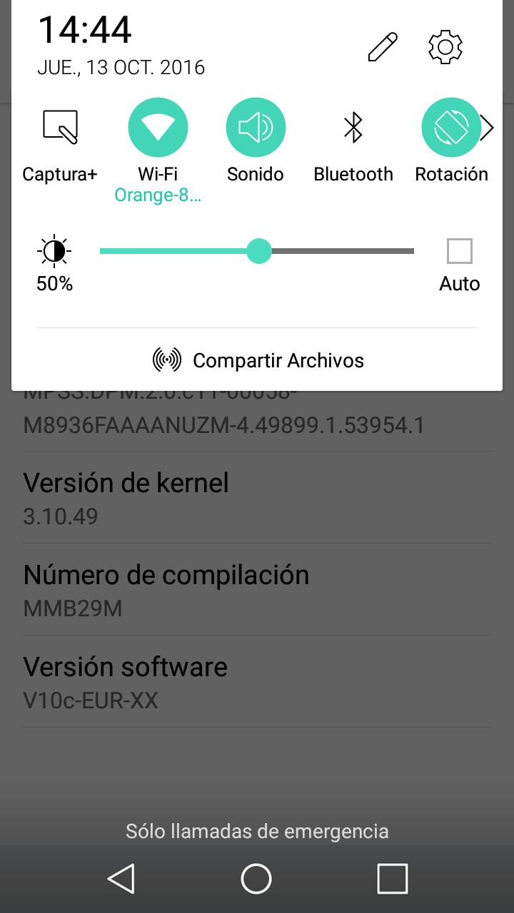 Software LG X Screen