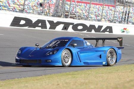 Chevrolet nos muestra su Daytona Prototype