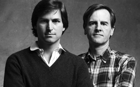 John Sculley Y Steve Jobs