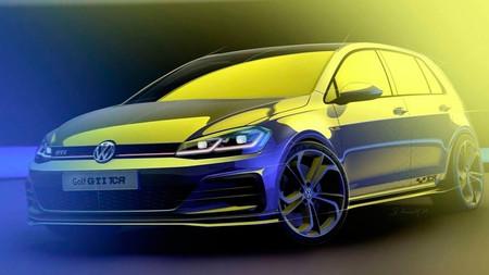 Volkswagen adelanta un poco de su Golf GTI TCR: Un GTI, pero con ganas de parecerse a su hermano mayor racer