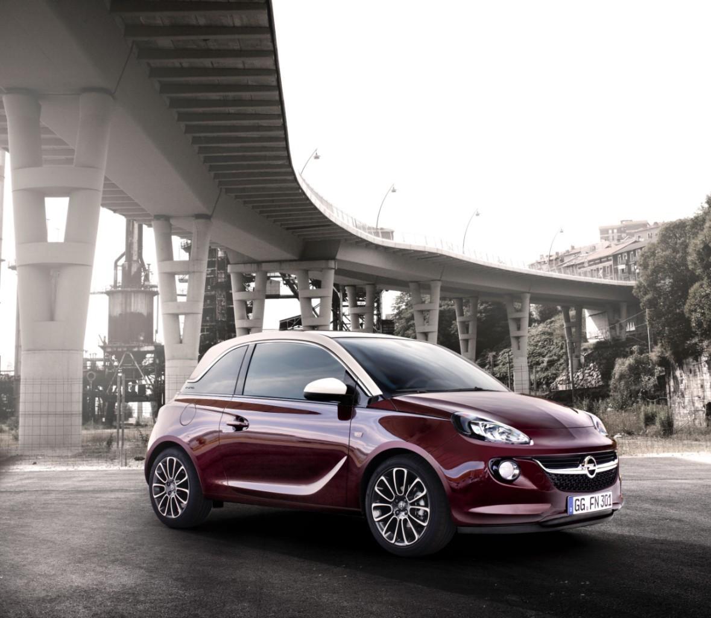 Foto de Opel Adam (41/50)