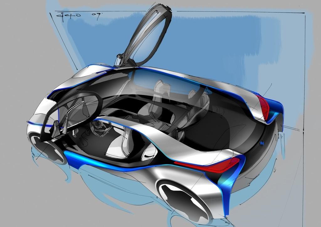 Foto de BMW Vision EfficientDynamics 2009 (22/92)