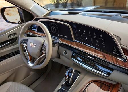 Cadillac Escalade 2021 Precio versiones y equipamiento en México 4