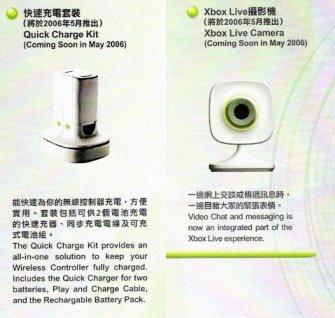 Accesorios de la Xbox 360 listos en Mayo