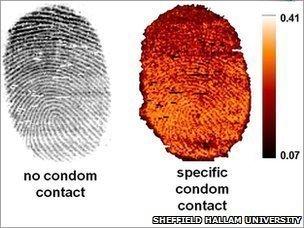 Nueva tecnología para analizar las huellas dactilares