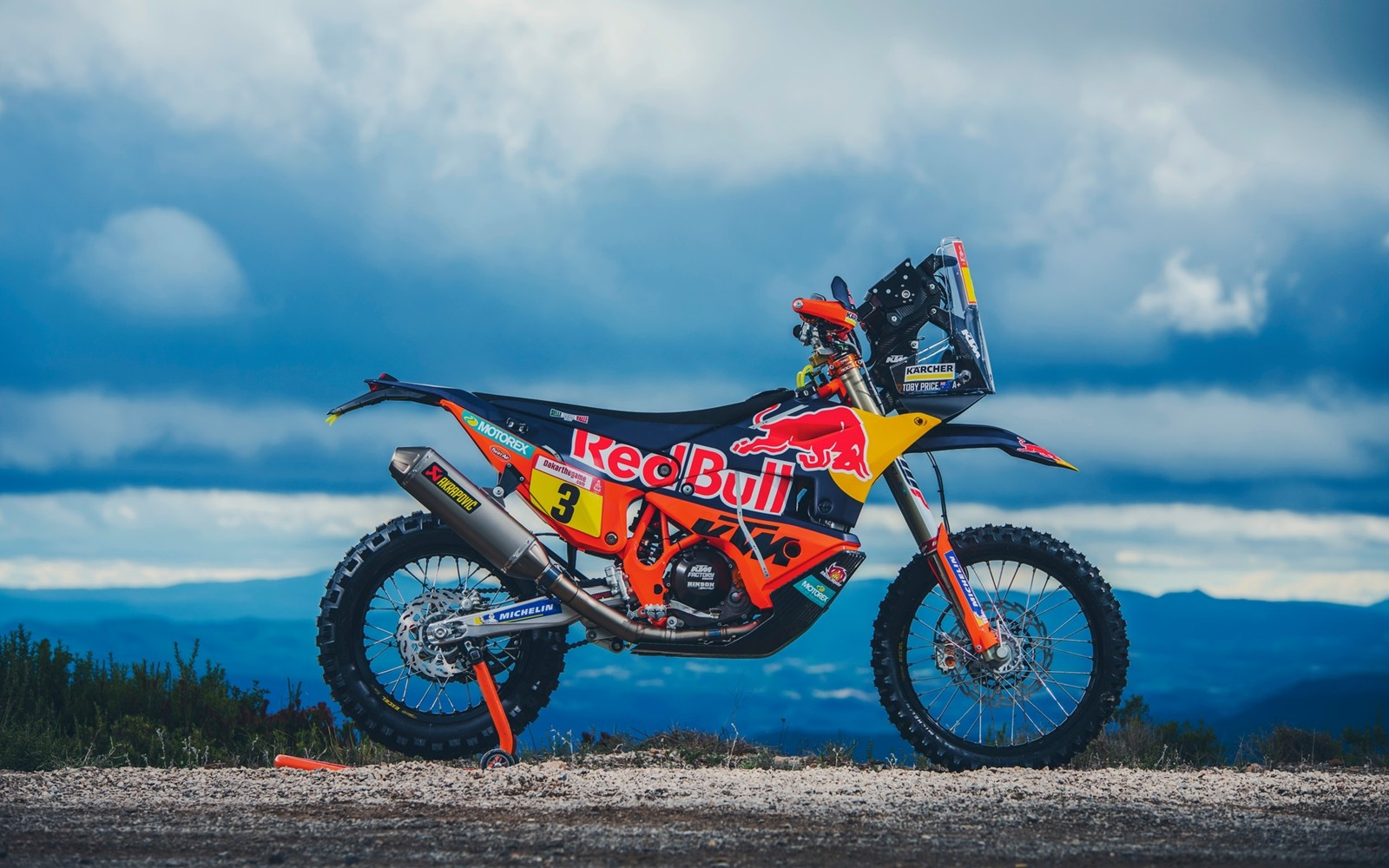 Foto de KTM 450 Rally Dakar 2019 (95/116)