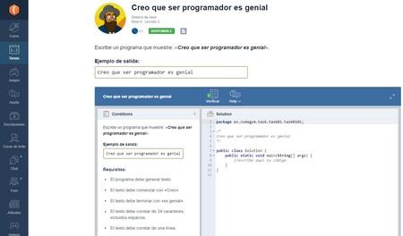 CodeGym, una plataforma para aprender a programar con Java desde cero gracias a la gamificación