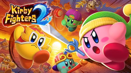 Kirby Fighters 2 ya es una realidad y debuta por sorpresa en la eShop de Nintendo Switch