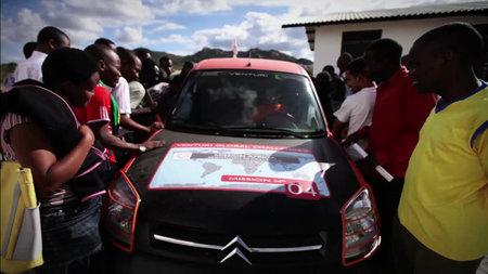 Mision África, superando el reto: 5.800 kilómetros en una Citroën Berlingo EV