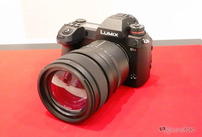 Panasonic Lumix S1R y S1: Primeras impresiones con la cámara en las manos y los planes de la firma en su salto al full frame