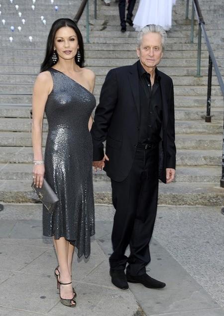 Michael Douglas y Catherine Zeta Jones vuelven a intentarlo, ¡y quién sabe!