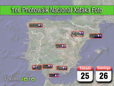 1er. Photowalk Nacional Xataka Foto