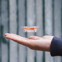 El drone que cabe en la palma de tu mano, Skeye Nano Drone