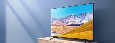 Gran diagonal y gran descuento: esta enorme smart TV 4K de Samsung de 75 pulgadas rebajadísima a 869 euros en Amazon