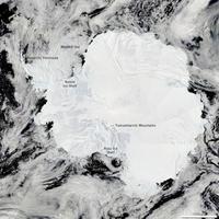 Aerocrucero por la Antártida