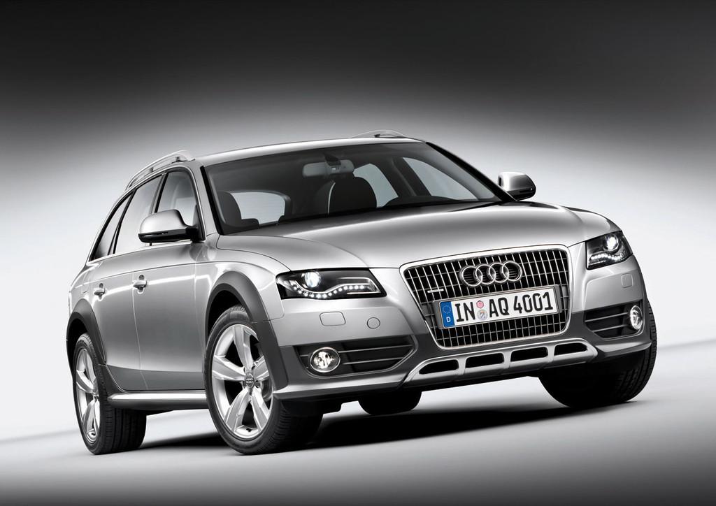 Foto de Audi A4 allroad quattro (1/6)