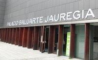 El restaurante de Baluarte en Pamplona