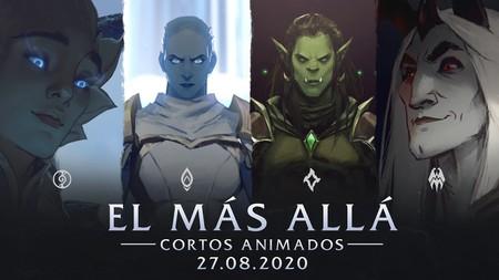 World of Warcraft: Shadowlands estrenará una nueva serie de cortos animados dedicados a los reinos de las Tierras Sombrías