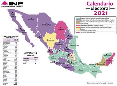 Vye 21 Mapa Calendario