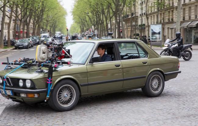 Todos los vehículos de BMW que aparecerán en Misión: Imposible – Fallout, en un solo video