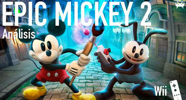 Epic Mickey 2: Análisis
