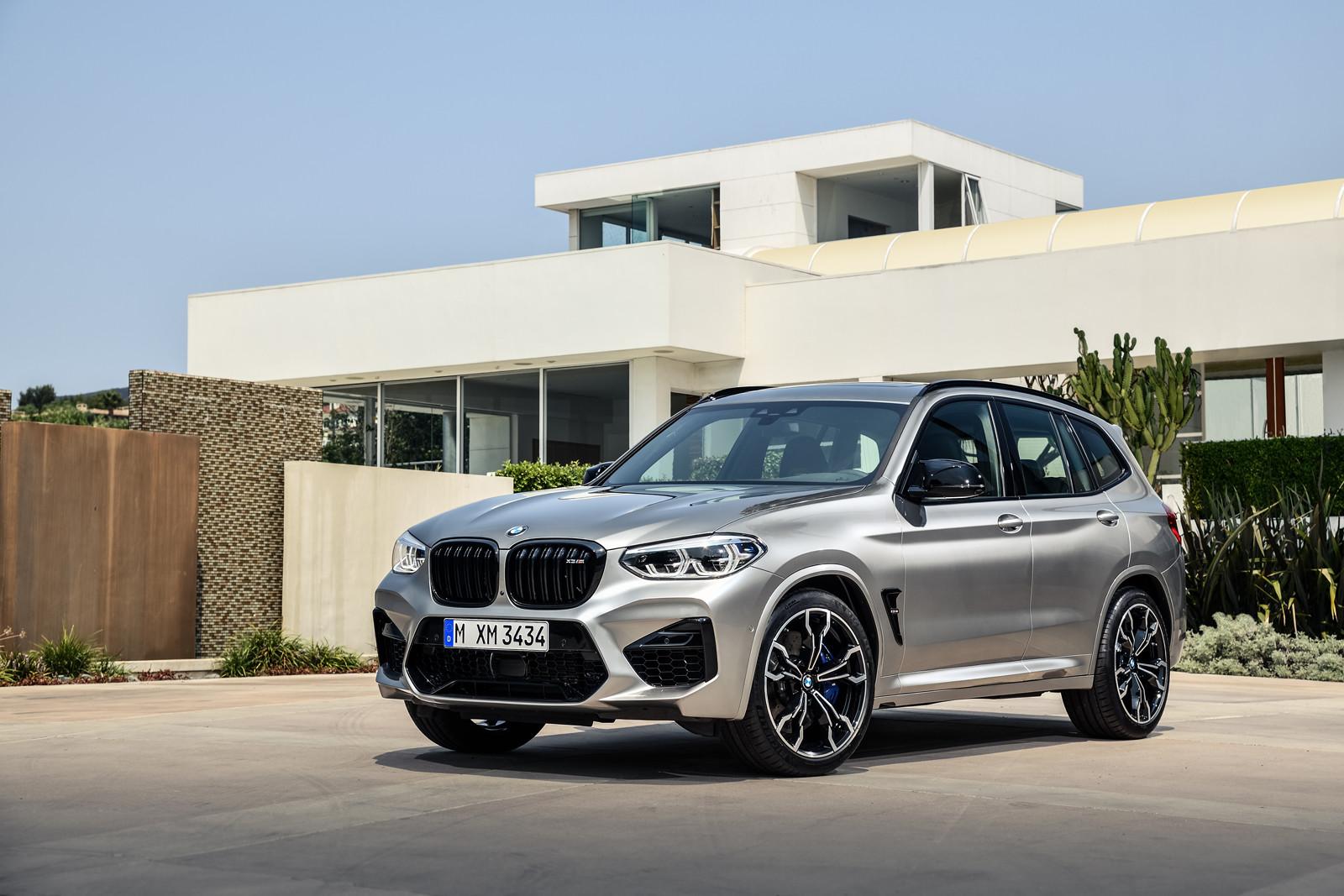 Foto de BMW X3 M 2020 (Presentación) (73/80)