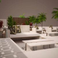 Nuevos conceptos mobiliarios de Marmomac: recupera el equilibrio de los espacios con su exposición urbana