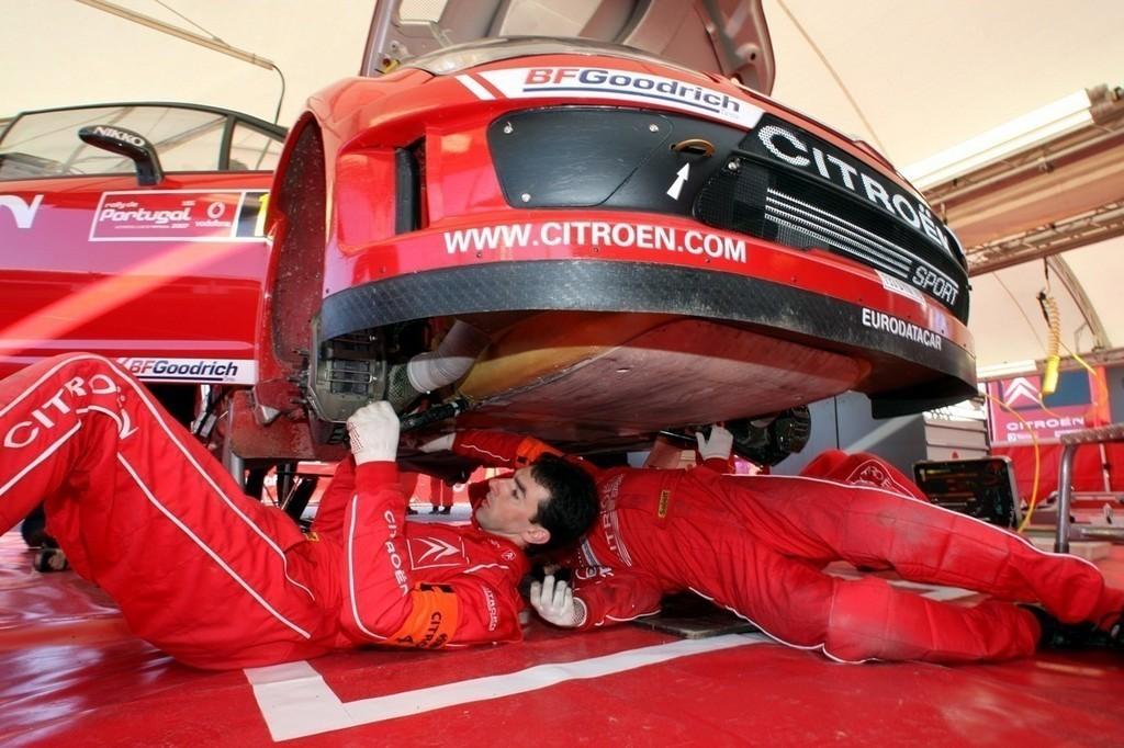 Foto de Citroen WRC Portugal 2007 (12/16)