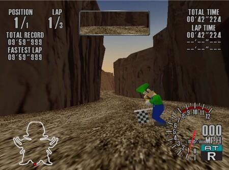 Casi 500 versiones inéditas de Xbox y Dreamcast salen a la luz: Psychonauts, Crazy Taxy 3 o Luigi como easter egg en Sega GT