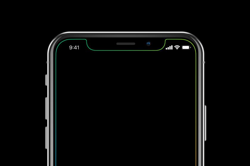 Estos Wallpapers Para El Iphone X Marcan Sólo El Borde De La