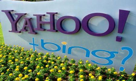 Yahoo podría usar Bing como motor de búsquedas