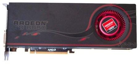 AMD 6950 vuelve a presentarse de nuevo, esta vez más barata y con menos memoria