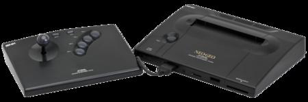 Neo Geo Aes Console Set