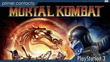 'Mortal Kombat'. Primer contacto