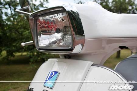 Vespa S 125 ie, prueba (conducción en autopista y pasajero)