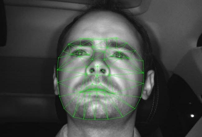 Reconocimiento facial en coches