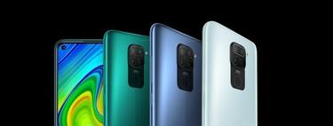 Redmi Note 9 y Note 9 Pro llegan a México: este es el precio de la nueva gama media de Xiaomi con agujero en pantalla y cuatro cámaras