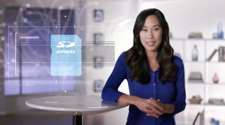 Ya está aquí 'SD Express', el nuevo formato que dará vida a tarjetas SD de hasta 128 TB con velocidades de hasta 985 MB/s