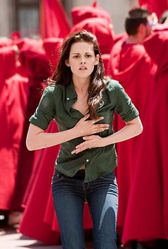 Foto de Fotos inéditas de Jacob Black (Taylor Lautner) seduciendo a Bella Swan (Kristen Stewart) (2/5)