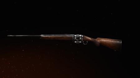 Escopeta Rotativa Vanguard