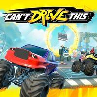 Así es Can't Drive This, el loco juego de conducción que llegará en marzo en el que uno pilota un coche y otro va diseñando la pista