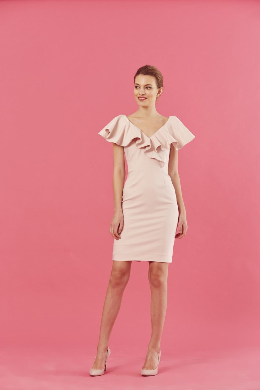 17 vestidos para ser la invitada de una boda inspirados en las ...