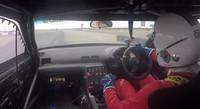 Peleando con un Nissan Skyline GT-R R32 de 1.000 CV en el cuarto de milla