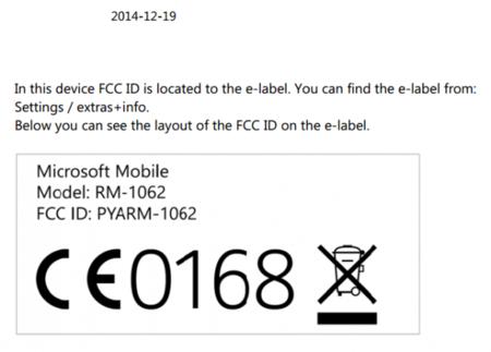 Fcc Lumia1330