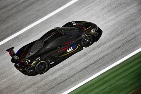 McLaren P1 GTR: Así se homenajea a James Hunt en el Festival de Velocidad Goodwood