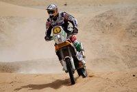 Marc Coma se adjudica la victoria en el Rally Abu Dhabi Desert Challenge 2011